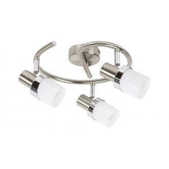 RABALUX 5633   Finian Rabalux spot lámpa elforgatható alkatrészek 3x E14 szatén króm, króm, opál
