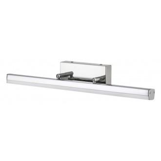 RABALUX 5719 | SilasR Rabalux tükörmegvilágító lámpa elforgatható alkatrészek 1x LED 1180lm 4000K IP44 króm, fehér
