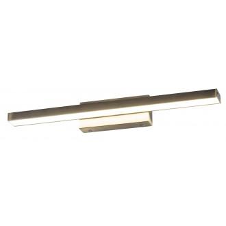 RABALUX 5721 | JohnR Rabalux tükörmegvilágító lámpa 1x LED 1080lm 4000K IP44 bronz, fehér