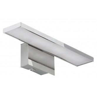 RABALUX 5735 | LouiseR Rabalux tükörmegvilágító lámpa 1x LED 360lm 3000K króm, fehér