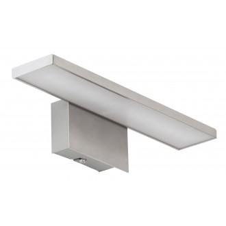 RABALUX 5736 | LouiseR Rabalux tükörmegvilágító lámpa 1x LED 360lm 3000K matt króm, fehér