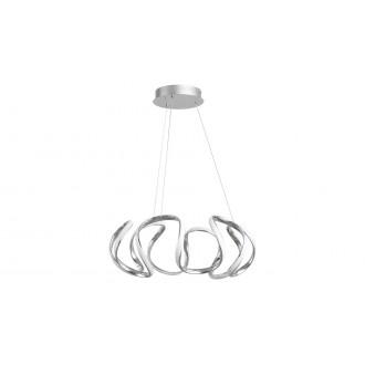 RABALUX 5770 | Palmira Rabalux függeszték lámpa 1x LED 2500lm 3000K króm