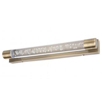RABALUX 5786 | Abbey-RA Rabalux fali lámpa 1x LED 900lm 3000K IP44 antikolt bronz
