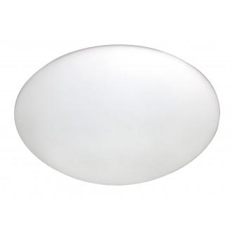 RABALUX 5832 | Cibyll Rabalux fali, mennyezeti lámpa 1x E27 IP44 fehér