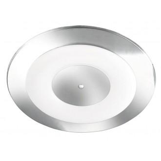 RABALUX 5847 | Tiana Rabalux fali, mennyezeti lámpa 1x 2GX13 / T5 króm, fehér