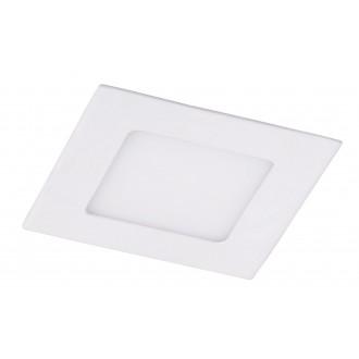 RABALUX 5877 | Miriam Rabalux beépíthető LED panel négyzet 145x145mm 1x LED 850lm 4000K fehér