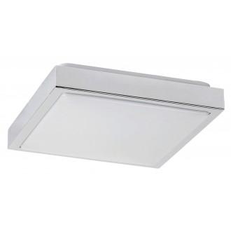 RABALUX 5887 | Cruz Rabalux mennyezeti lámpa 1x LED 900lm 3500K króm, fehér