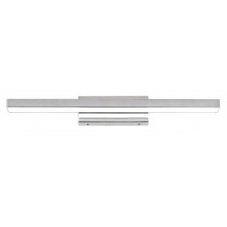 RABALUX 5897 | JohnR Rabalux tükörmegvilágító lámpa 1x LED 1080lm 4000K IP44 króm, fehér