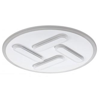 RABALUX 5919 | Avanelle Rabalux mennyezeti lámpa kerek impulzus kapcsoló 1x LED 2290lm 3000K fehér