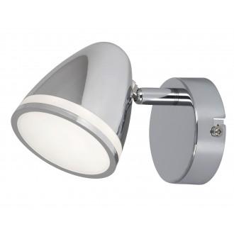RABALUX 5931 | MartinR Rabalux spot lámpa elforgatható alkatrészek 1x LED 360lm 4000K króm, fehér