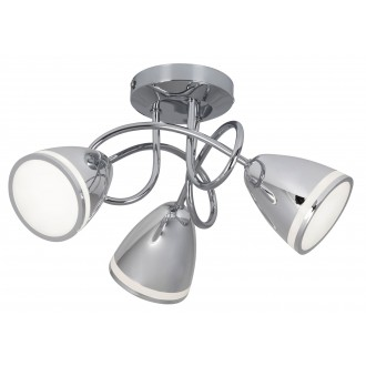 RABALUX 5934 | MartinR Rabalux spot lámpa 3x LED 1080lm 4000K króm, fehér