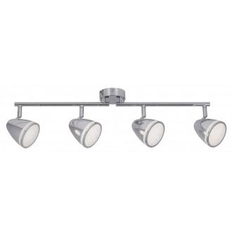 RABALUX 5935 | MartinR Rabalux spot lámpa elforgatható alkatrészek 4x LED 1440lm 4000K króm, fehér