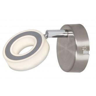 RABALUX 5939 | ZoraR Rabalux spot lámpa elforgatható alkatrészek 1x LED 400lm 4000K króm, fehér