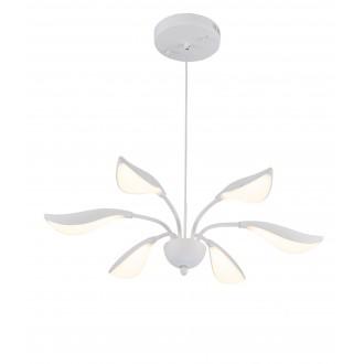 RABALUX 6001 | Magnolia-RA Rabalux függeszték lámpa impulzus kapcsoló szabályozható fényerő 1x LED 2955lm 4000K fehér