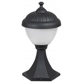 RABALUX 7675 | Modesto_RA Rabalux álló lámpa 33cm 1x E27 IP44 UV fekete, fehér