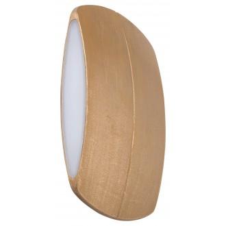 RABALUX 7998 | Reynosa Rabalux fali lámpa 1x LED 270lm 3000K IP44 UV arany okker
