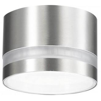 RABALUX 8219 | FargoR Rabalux mennyezeti lámpa 1x GX53 378lm 2700K IP44 króm, fehér