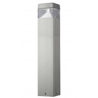 RABALUX 8250 | Genf Rabalux álló lámpa 50cm 1x LED 450lm 4000K IP54 nemesacél, rozsdamentes acél