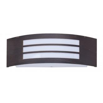 RABALUX 8511 | Roma Rabalux fali lámpa 1x E27 IP44 UV antikolt arany