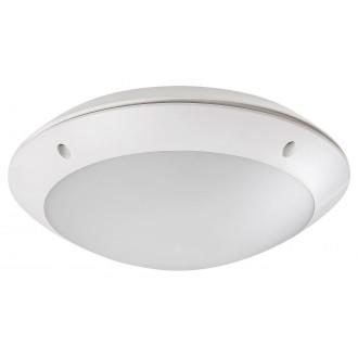 RABALUX 8555 | Lentil-LED Rabalux fali, mennyezeti lámpa mozgásérzékelő 1x LED 720lm 4000K IP54 fehér