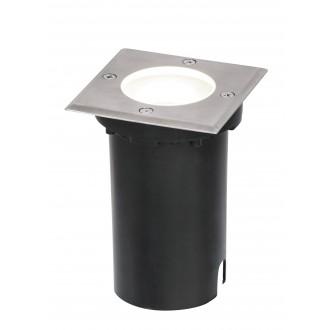 RABALUX 8714 | Tacoma Rabalux beépíthető lámpa 110x110mm 1x GU10 IP65 nemesacél, rozsdamentes acél
