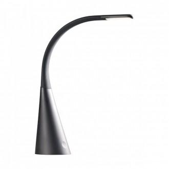 REDO 01-1039 | Alias Redo asztali lámpa 52cm kapcsoló USB csatlakozó 1x LED 330lm 3000K fekete