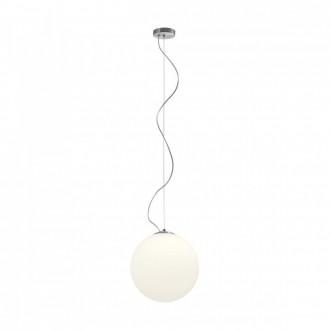 REDO 01-1065 | Ola-RD Redo függeszték lámpa 1x E27 matt nikkel, opál
