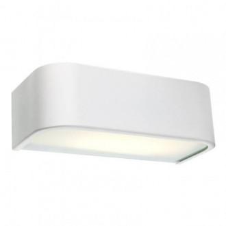 REDO 01-1120 | Screen-RD Redo fali lámpa 1x LED 448lm 3000K matt fehér, matt opál