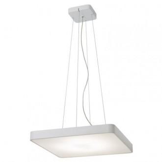 REDO 01-1124 | Screen-RD Redo függeszték lámpa 1x LED 3211lm 3000K matt fehér, matt opál