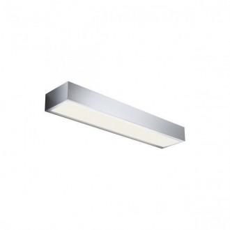 REDO 01-1130 | Horizon-RD Redo fali lámpa 1x LED 850lm 3000K IP44 króm, szatén