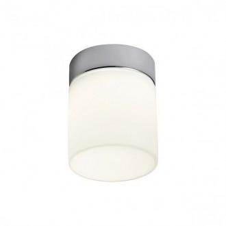 REDO 01-1134 | Drip Redo fali, mennyezeti lámpa 1x LED 450lm 3000K IP44 króm, opál
