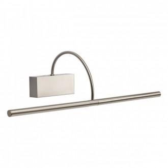 REDO 01-1138 | Kendo-RD Redo falikar lámpa elforgatható alkatrészek 1x LED 1086lm 3000K IP21 króm, szatén nikkel