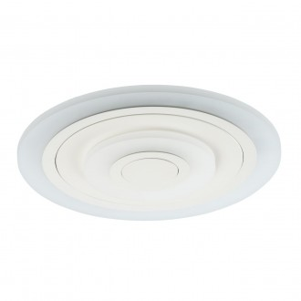 REGENBOGEN 661016001 | Plattling Regenbogen mennyezeti lámpa 1x LED 3000lm 3000K fehér