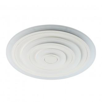 REGENBOGEN 661016101 | Plattling Regenbogen mennyezeti lámpa 1x LED 5000lm 3000K fehér
