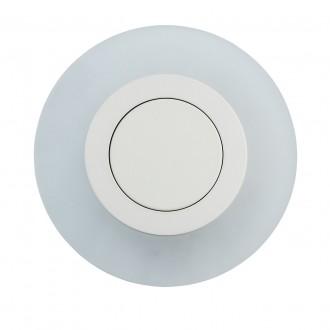 REGENBOGEN 661026201 | Plattling Regenbogen fali lámpa 1x LED 800lm 3000K fehér