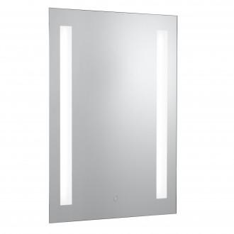 SEARCHLIGHT 7450 | MirrorS Searchlight fali lámpa érintőkapcsoló 2x G13 / T8 1450lm 4000K IP44 ezüst, tükör