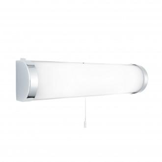 SEARCHLIGHT 8293CC | Poplar Searchlight fali lámpa húzókapcsoló 2x E14 IP44 króm, savmart