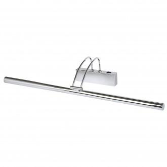 SEARCHLIGHT 8343CC | Picture-Lights Searchlight tükörmegvilágító lámpa kapcsoló billenthető 1x G5 / T5 3000K króm