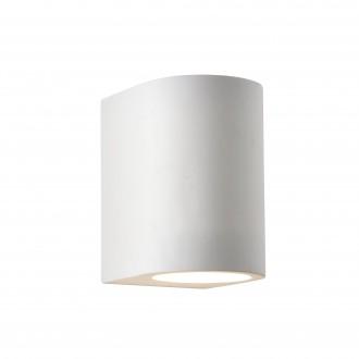 SEARCHLIGHT 8436 | GypsumS Searchlight fali lámpa festhető felület 1x G9 fehér