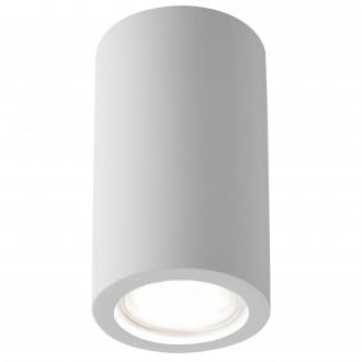 SEARCHLIGHT 9273 | GypsumS Searchlight mennyezeti lámpa festhető felület 1x GU10 fehér
