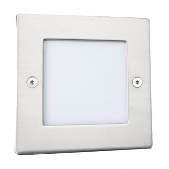 SEARCHLIGHT 9907WH | Ankle Searchlight beépíthető lámpa 1x LED 14lm 6500K IP54 fehér, opál