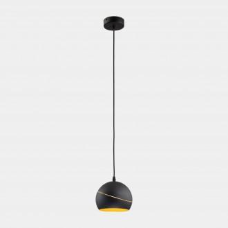 TK LIGHTING 2080 | Yoda-TK Tk Lighting függeszték lámpa 1x E27 fekete