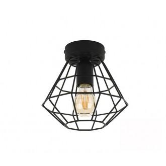 TK LIGHTING 2294 | Diamond-Black-TK Tk Lighting mennyezeti lámpa 1x E27 fekete