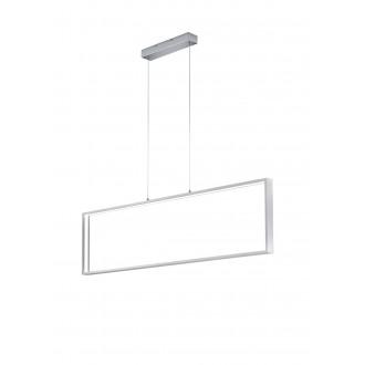 TRIO 379910105   Azur Trio függeszték lámpa szabályozható fényerő 1x LED 3000lm 3000K csiszolt alumínium