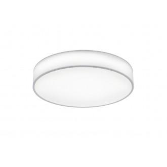TRIO 621914001   Lugano-TR Trio mennyezeti lámpa távirányító távirányítható, szabályozható fényerő 1x LED 3200lm 3000 <-> 5000K fehér