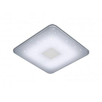 TRIO 628613001   Samurai-TR Trio mennyezeti lámpa távirányító távirányítható, szabályozható fényerő 1x LED 2400lm 3000 <-> 5500K fehér