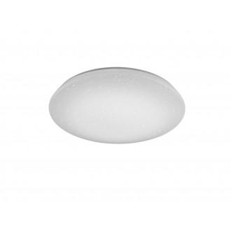 TRIO 656010100   Charly Trio mennyezeti lámpa távirányító szabályozható fényerő, színváltós 1x LED 2550lm 3000 <-> 5000K fehér