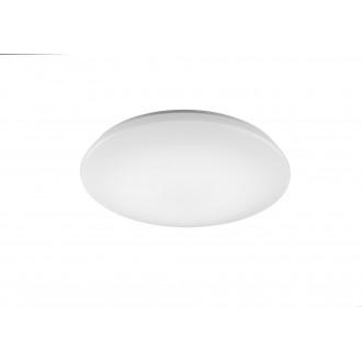 TRIO 656010101   Charly Trio mennyezeti lámpa távirányító szabályozható fényerő, színváltós 1x LED 2550lm 3000 <-> 5000K fehér