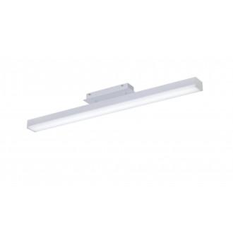 TRIO 658210131   Livaro Trio mennyezeti lámpa távirányító szabályozható fényerő, színváltós 1x LED 2000lm 3000 <-> 5000K matt fehér