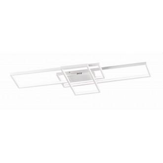 TRIO 672610331   Tucson-TR Trio mennyezeti lámpa szabályozható fényerő 1x LED 3300lm 3000K matt fehér